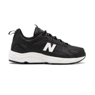 New Balance 復古鞋 ML615NBK 中性 黑色