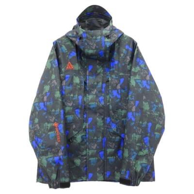 Nike 外套 ACG Print Jacket 男款