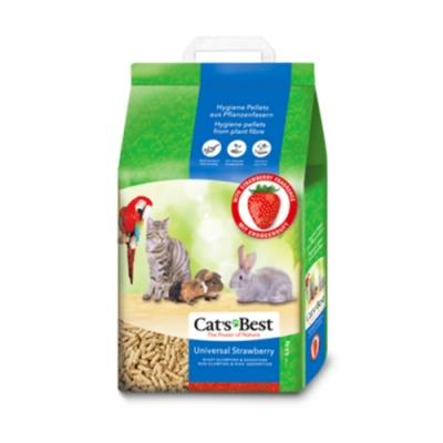 德國凱優Cat′s Best-草莓味粗顆粒 5.5kg