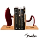 Fender Bass BODY BOOKENDS 書架/書擋 紅 product thumbnail 1
