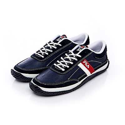 FILA Urban Casual 男款休閒鞋-藍 1-C607S-321