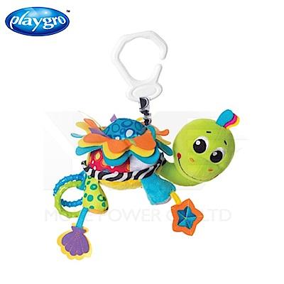 【任選】澳洲Playgro-活力烏龜