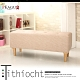 JP Kagu 日式皮沙發椅長凳椅凳111cm-拿鐵色 product thumbnail 1