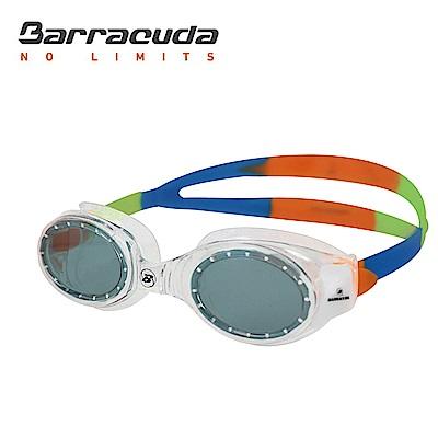 巴洛酷達 兒童運動型抗UV防霧泳鏡 Barracuda REVIVE JR #7320