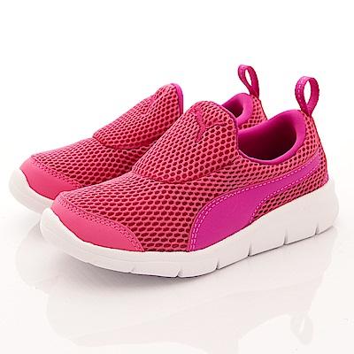 PUMA童鞋 超輕透氣款 ON89602-03桃(小童段)-0-14.5