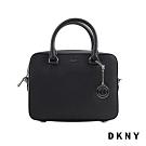 DKNY 時尚通勤手提方包 黑