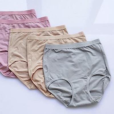 內褲 一竹碳纖維高腰褲(五件入)褲褲嫂專業內褲