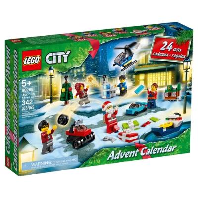樂高LEGO 城市系列 - LT60268 城市驚喜月曆