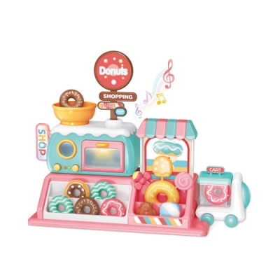【Mini Candy】糖果計劃系列 - 甜甜圈商店