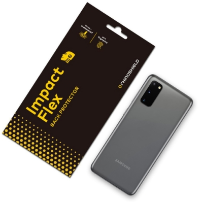 犀牛盾Samsung S20 滿版衝擊曲面保護貼