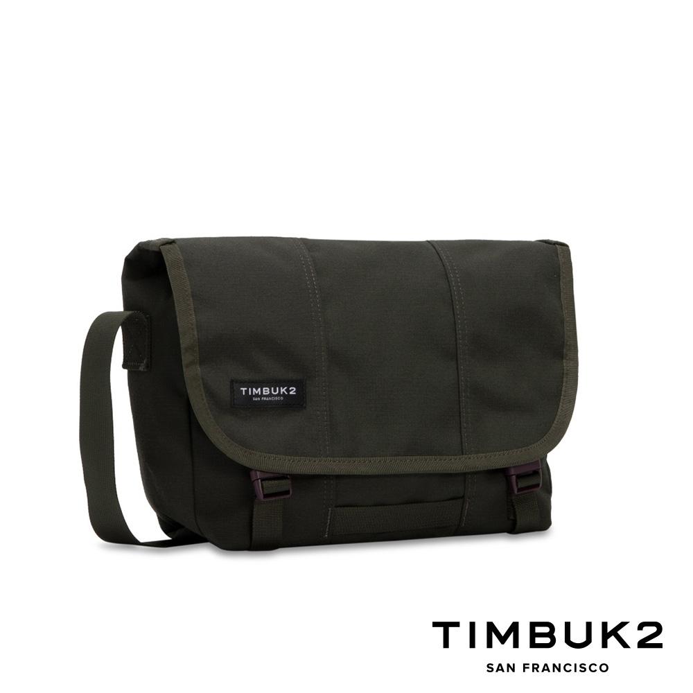 Timbuk2 Flight Classic Messenger 11 吋輕量平板郵差包-墨綠色