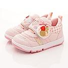 日本Carrot機能童鞋 2E抗菌後穩定款 TW1924粉紅(中小童段)