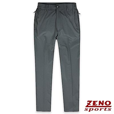ZENO 四面彈戶外輕量鬆緊長褲-三色