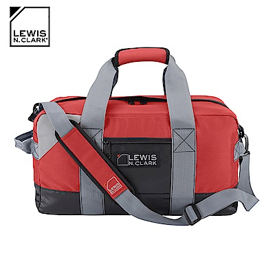 Lewis N. Clark 多功能可折疊行李袋9018【紅色】