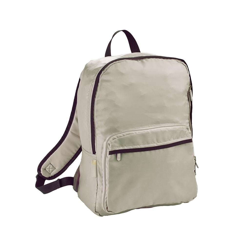 Go Travel Daypack 折疊後背包-淺灰