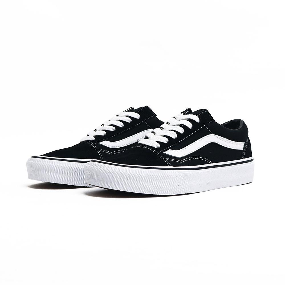 VANS Old Skool Black/White 經典復刻帆布鞋 男女鞋