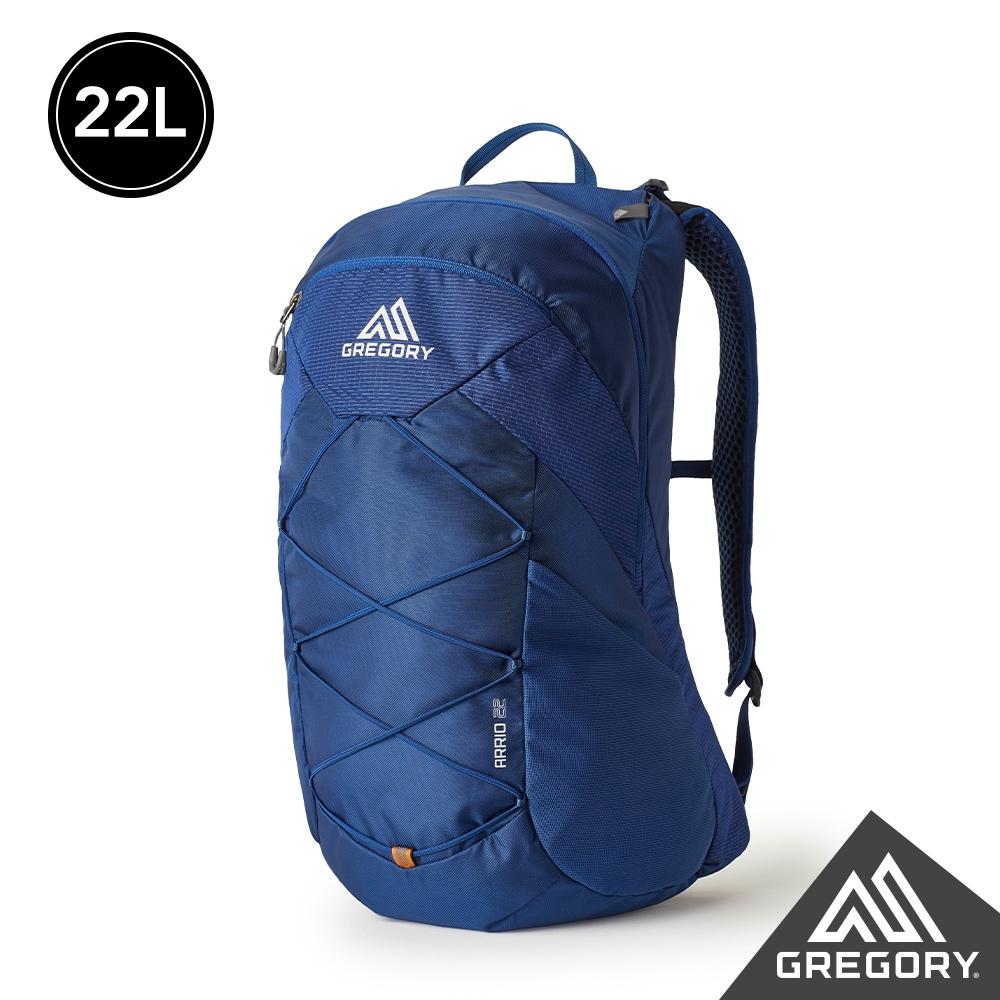 Gregory 22L ARRIO多功能登山背包 帝國藍