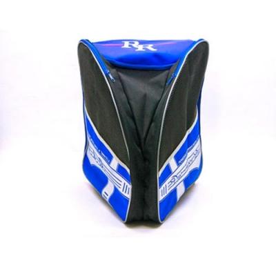 DLD多輪多 專業直排輪 溜冰鞋 太空背包 藍