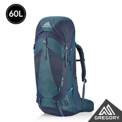 Gregory 60L STOUT 登山背包 幻影藍