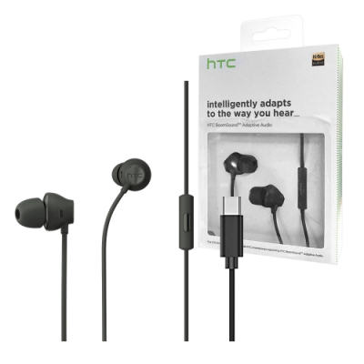 HTC 原廠 USonic MAX-320 入耳式耳機 (Type-C) 台灣公司貨
