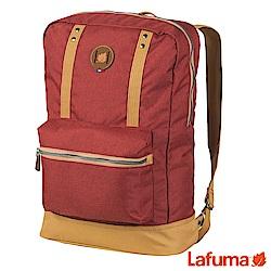 LAFUMA-LORIGINAL 15L 拉鍊休閒後背包-紅