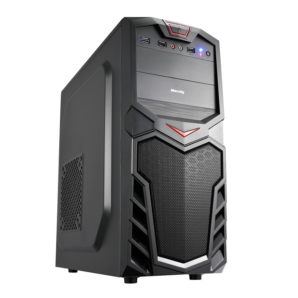 微星B360平台 i5 六核 {東京之戰}GTX1050 240G SSD高速獨顯電玩機