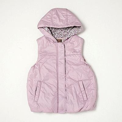 PIPPY 典雅鋪棉背心 粉紫