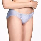 LADY 舞動月光系列  中腰三角褲(綠松藍)