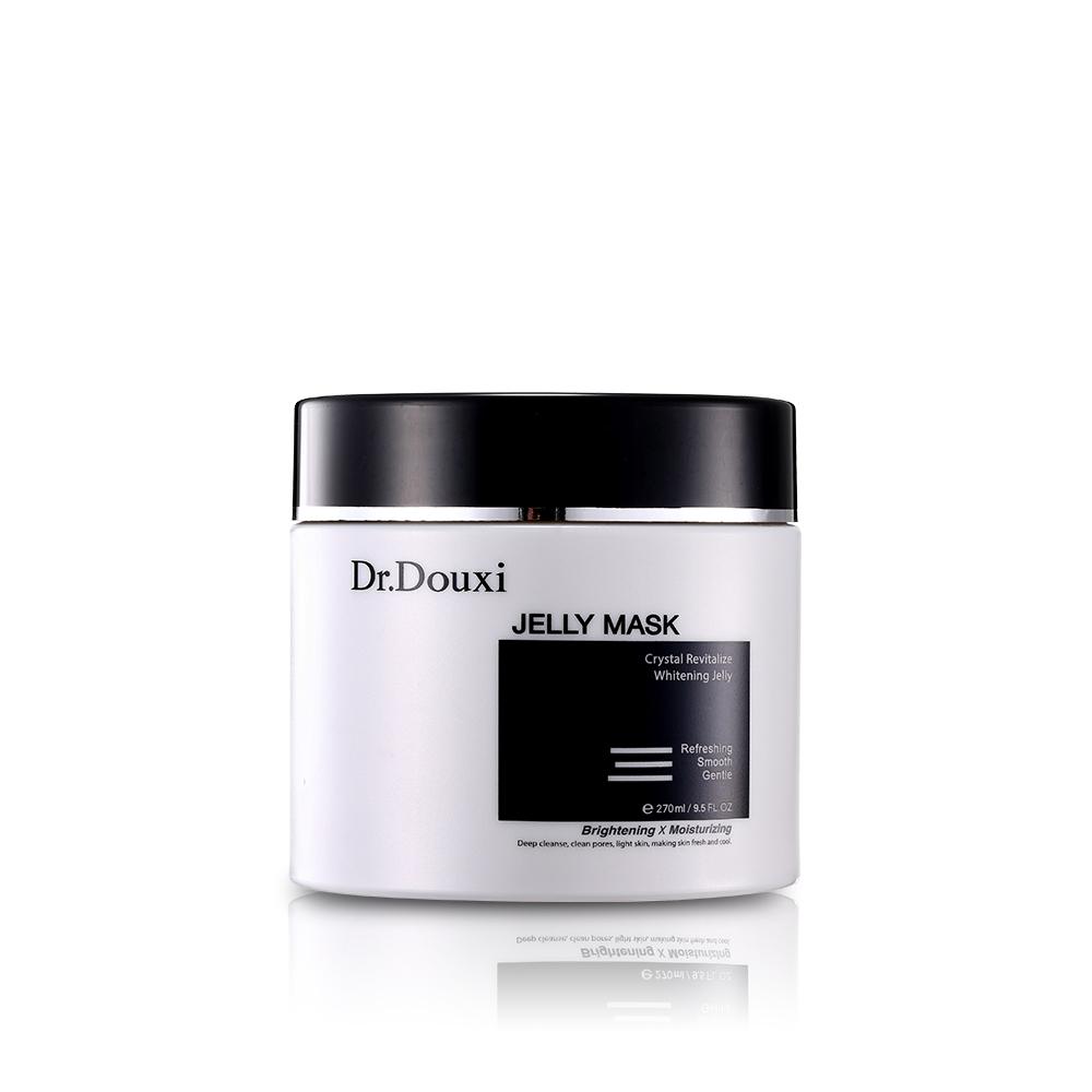 Dr.Douxi朵璽 黑晶靈逆轉白嫩凍膜 270ml