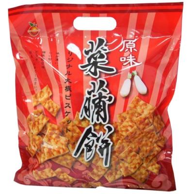 橙果  原味菜脯餅(200g)
