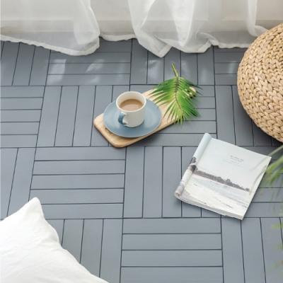 完美主義 韓國製長條地磚/防滑地磚/卡扣地磚/地墊/拼貼墊(2色)