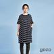 gozo 條紋口袋造型洋裝(二色)