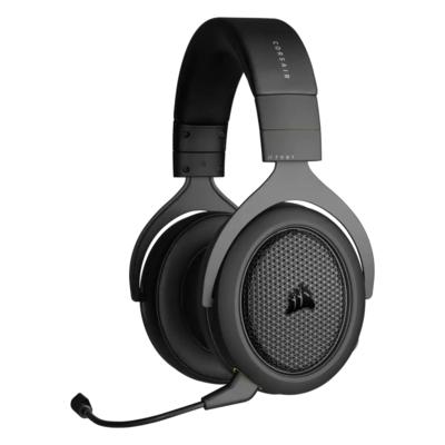 CORSAIR HS70 藍芽耳麥/黑/藍芽/USB/3.5mm/2年保, CA-9011227-AP
