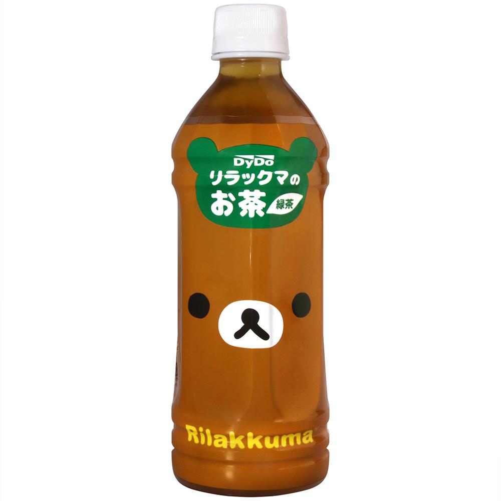 DYDO 利拉熊綠茶(500ml)