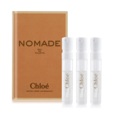 Chloe  芳心之旅女性淡香水針管香氛<b>1</b>.2mlX3 EDT-隨身針管試香