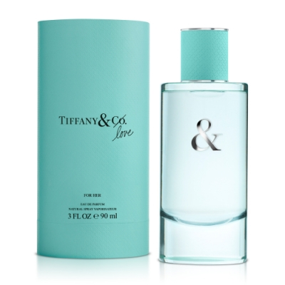 Tiffany&Co Tiffany&Love 愛語女性淡香精90ml (原廠公司貨)