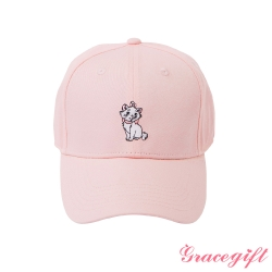 迪士尼瑪麗貓電繡棒球帽