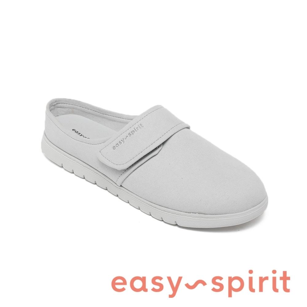 Easy Spirit-seSORTIE2可愛毛氈懶人鞋-灰色