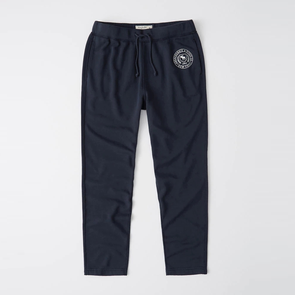 AF a&f Abercrombie & Fitch 長褲 藍 1493