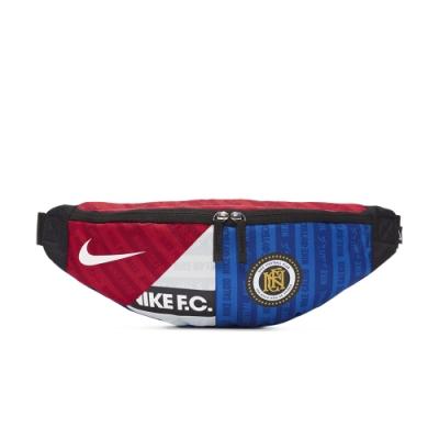 NIKE 腰包 小包 斜背包 側背包 藍紅白 BA6154010 NK FC HIP PACK