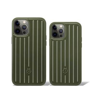 RIMOWA Cactus Green 仙人掌綠手機殼 iPhone 12/12 Pro/Pro Max