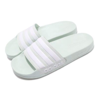 adidas 拖鞋 Adilette Shower 夏日 男女鞋
