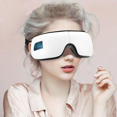 沛莉緹Panatec 氣壓式熱感SPA眼部舒壓按摩器 K-130