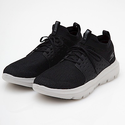 SKECHERS(男)健走GO WALK EVOLUTION -54726BKGY