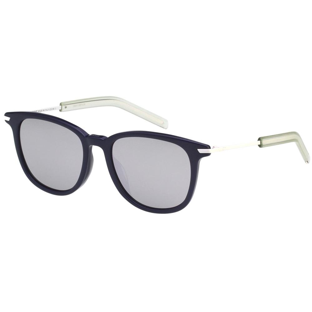 Dior Homme BLACKTIE系列 太陽眼鏡(深藍配白)