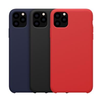 NILLKIN Apple iPhone 11 Pro 5.8 感系列液態矽膠殼
