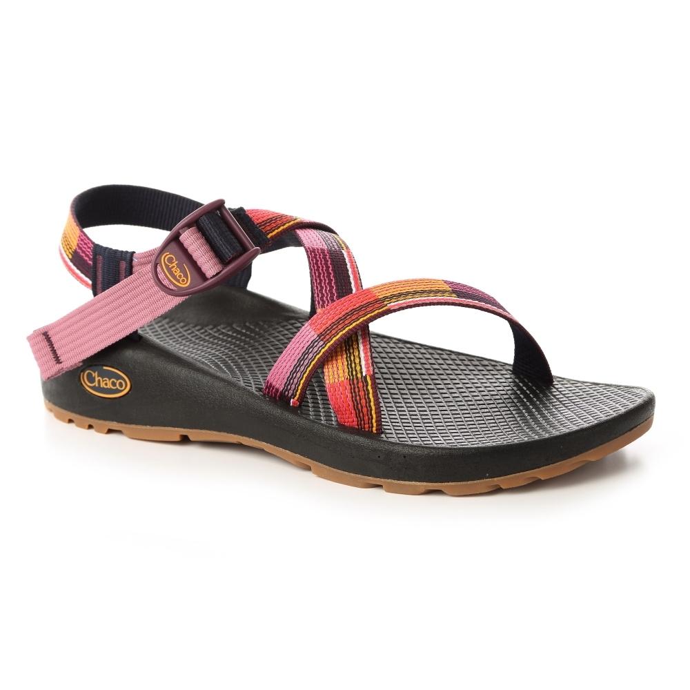 美國Chaco。女 越野運動涼鞋-標準款CH-ZCW01HG21 (美麗錯覺)