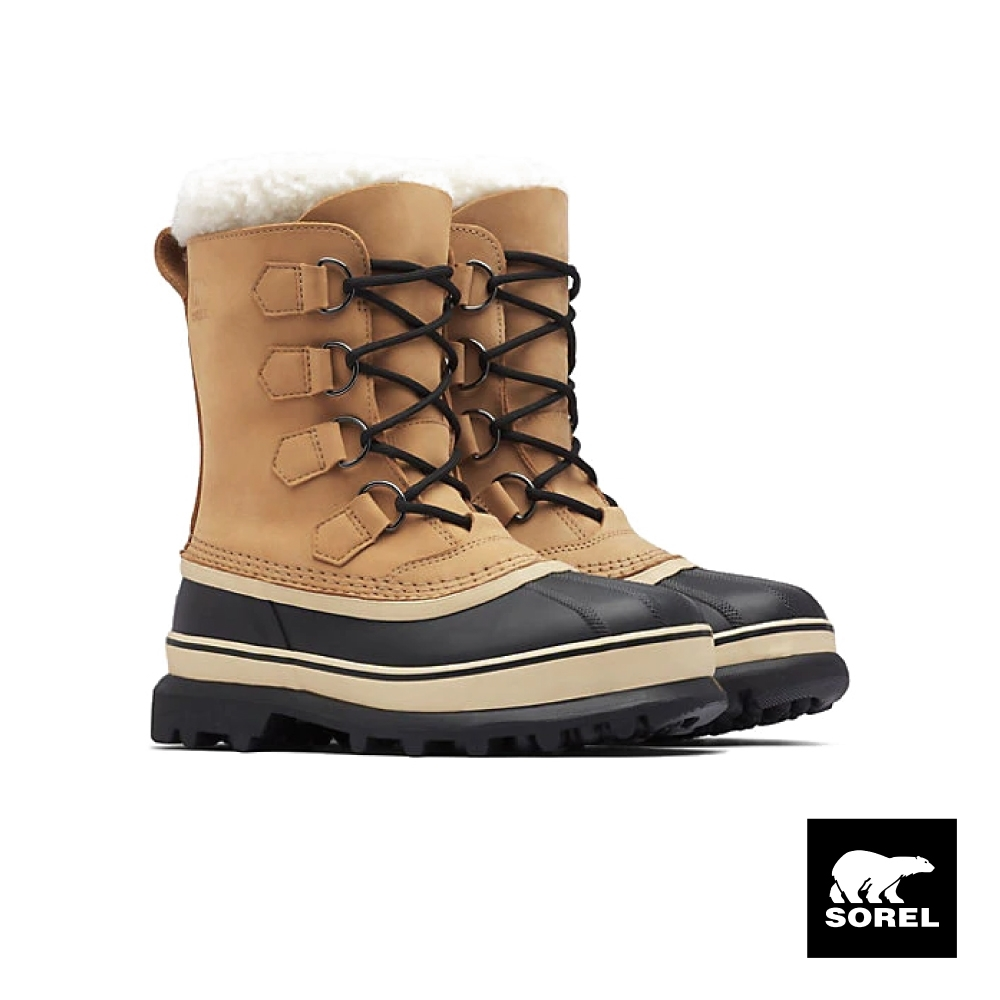 SOREL-女款卡里布運動靴-駝色