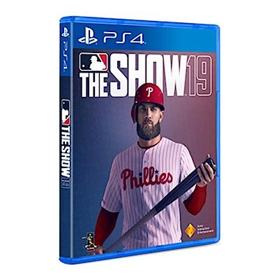 MLB美國職棒大聯盟19 (英文版)