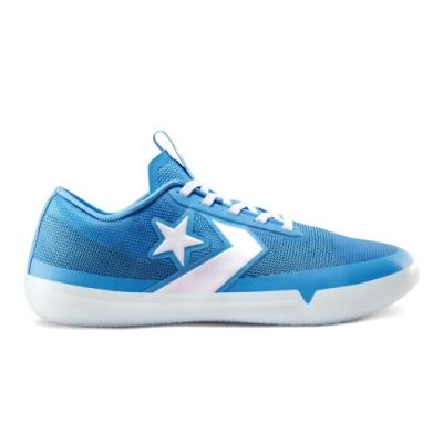 CONVERSE All Star PRO BB OX 中 籃球鞋 藍 167937C